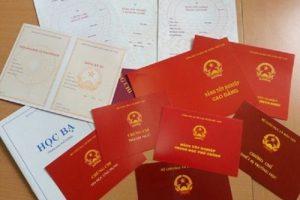 Chuyên sản xuất. làm bằng cấp 3 chứng chỉ giá rẻ tại Tp. Hồ Chí Minh. Hà Nội